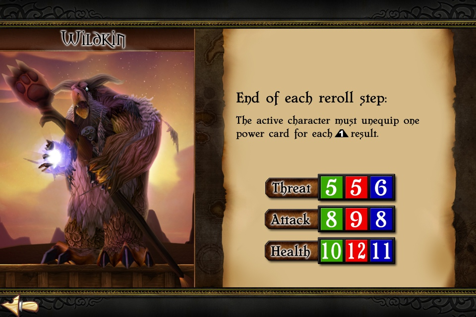 Screenshot WoW Board Game Helper