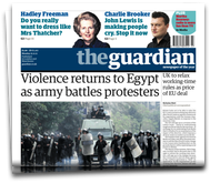 Guardian iPad edition