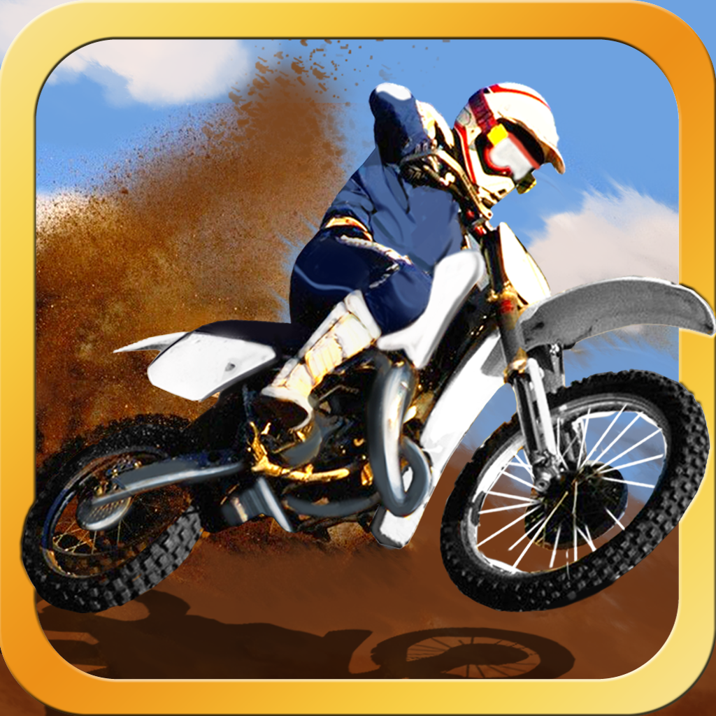 Motocross Madness Race - FREE Simple and Fun Racing Multiplayer Simulator